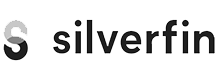 Silverfin logo grayscale